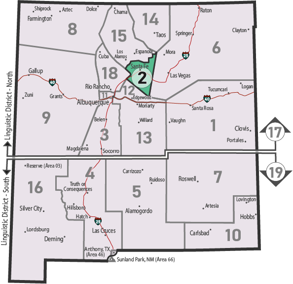 NM Area 46 District 2
