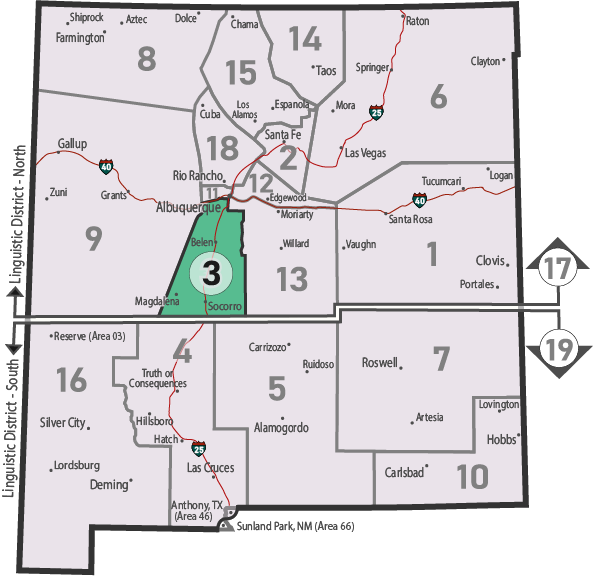 NM Area 46 District 3
