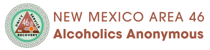 New Mexico Area 46 Alcoholics Anonymous Home Page