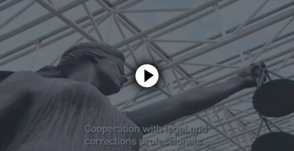 Cooperation with legal and corrections professionals video from A.A.W.S.